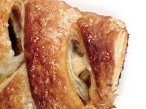 appel gevuld gebakje Stock Foto