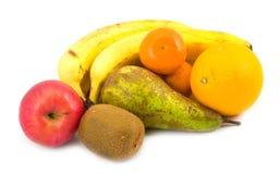 Appel met mandarijngrapefruit Stock Foto