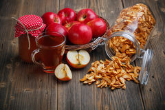 Appel still life royalty free stock photo