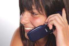 Appel téléphonique Photos stock