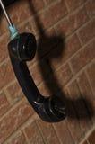 Appel téléphonique de secours Photographie stock libre de droits