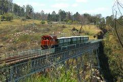 Appel Uitdrukkelijk in Van Stadens Bridge Royalty-vrije Stock Fotografie