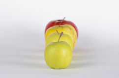 appelen Royalty-vrije Stock Foto