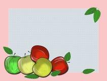 appelen stock illustratie