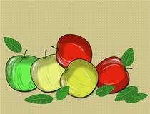 appelen vector illustratie