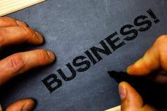 Appell för affär för ordhandstiltext Affärsidé för för Company Man för entreprenör för ockupation för handelarbetsspecialitet för royaltyfria bilder