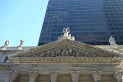 Appellate Division Courthouse of New York State stock photography