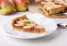 Appeltaart van appeltaart royalty-vrije stock foto's