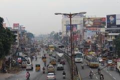 Appena un altro giorno in Chennai fotografia stock libera da diritti