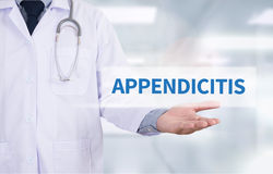 APPENDICITIS Stock Photography