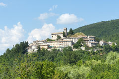 Appennino (Marches, Italy) Stock Images