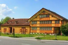 Appenzell, Ελβετία Στοκ Φωτογραφίες