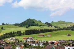 Appenzell, Ελβετία Στοκ Εικόνες