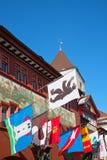 Appenzell, Ελβετία Στοκ φωτογραφία με δικαίωμα ελεύθερης χρήσης