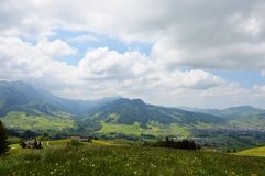Appenzell Stock Foto