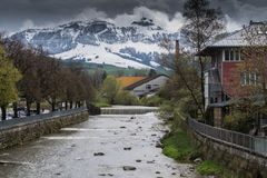 Appenzell die Schweiz lizenzfreies stockfoto