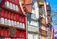 Appenzell, Switzerland Stock Image