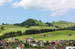 Appenzell, Switzerland Stock Photo
