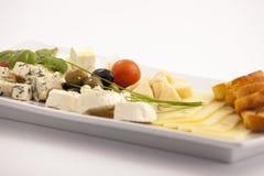 Appeteizer de plat de nourriture Photo stock