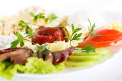 Appetisers Stock Photography