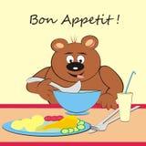 Appetit di Bon illustrazione di stock