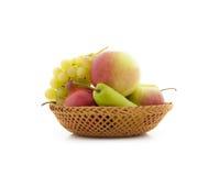 Appetitanregende Herbstfrucht Lizenzfreies Stockbild