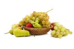 Appetitanregende Herbstfrucht Stockfoto