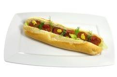 Appetitanregendes Sandwich Stockbilder