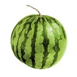 Appetite water melon Royalty Free Stock Images
