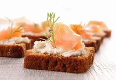 Appetizer Royalty Free Stock Image