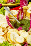Appetizer royalty free stock photography