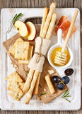 Appetizer. Royalty Free Stock Photos