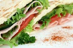 Appetizer, Bread, Bun, Catering Stock Photo