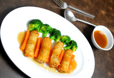 Appetizer china Royalty Free Stock Photo