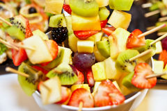 Appetizer from fruit Royalty Free Stock Images