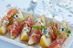 Appetizer for holidays Royalty Free Stock Photos