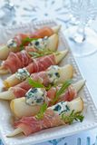Appetizer for holidays Stock Image