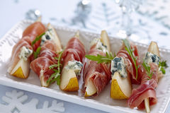 Appetizer for holidays Stock Images