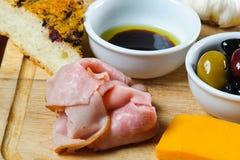 Appetizer Plate Stock Photos