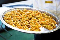 Appetizer Platter Stock Image