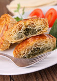 Appetizer, puff Stock Images