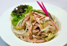Appetizer salad Stock Image