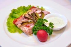 Appetizer salad Stock Images