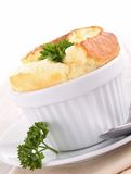 Appetizer, souffle Stock Images