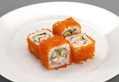 Appetizer sushi Stock Images