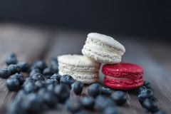 Appetizer sweets Stock Images