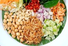 Appetizer thai spicy Stock Photo