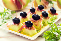 Appetizer time Royalty Free Stock Photo