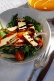 Appetizer tofu salad Stock Photo