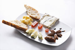 Appetizer Tray Stock Photo